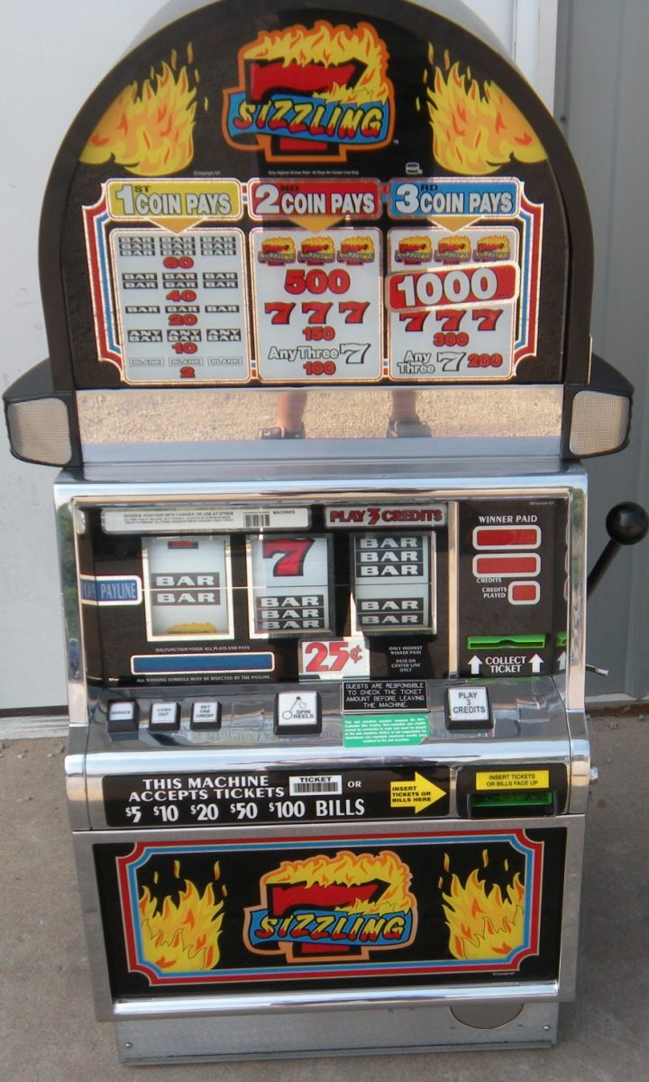 Seven Slot Machine
