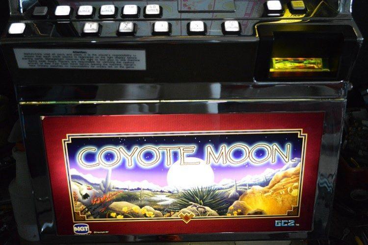 Coyote slots