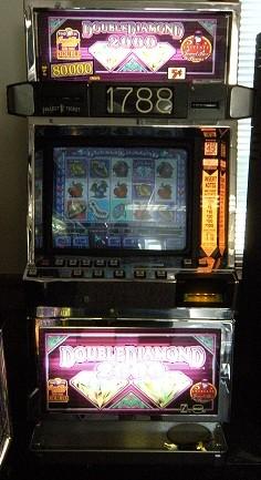 Double Diamond 2000 Ohio River Slots