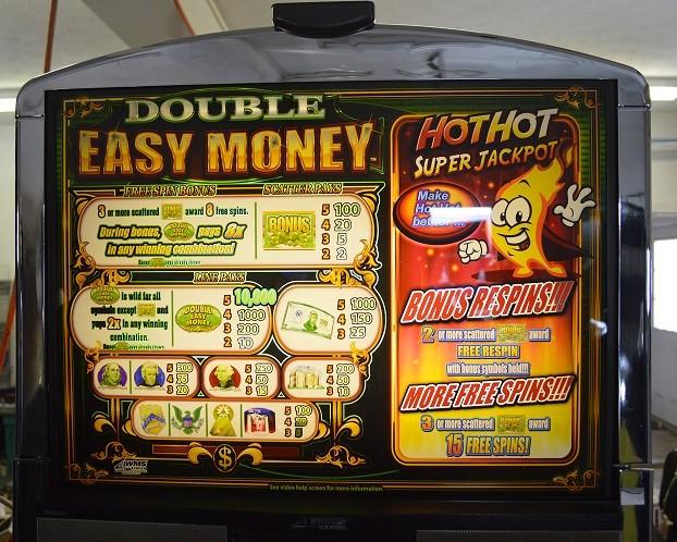 Super easy money slot