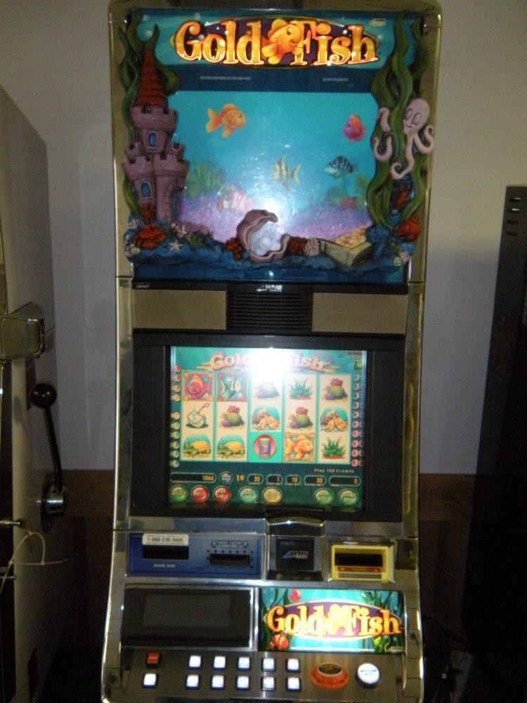 Slot machine chocolate factory