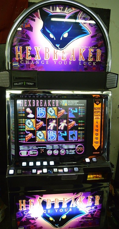 Hex Breaker Slot Machine