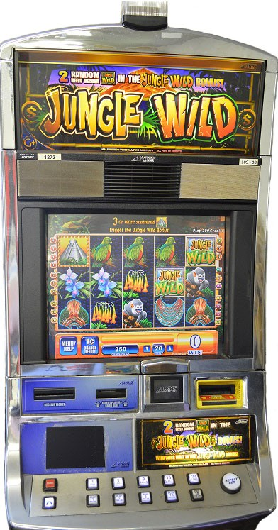 slot machine jungle wild online