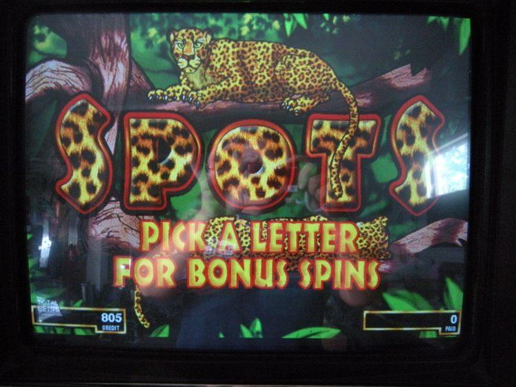 forbidden dragons slot machine