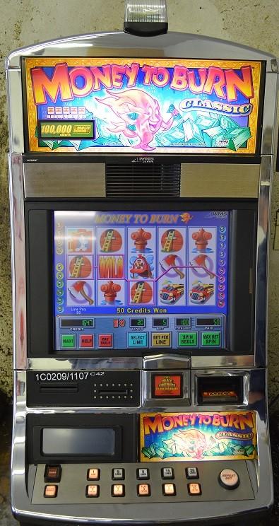 Money to Burn Slots - Free WMS Money To Burn Slot Machine