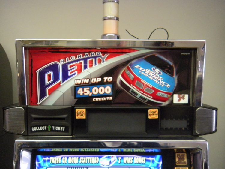 igt wheel of fortune slot machine for sale