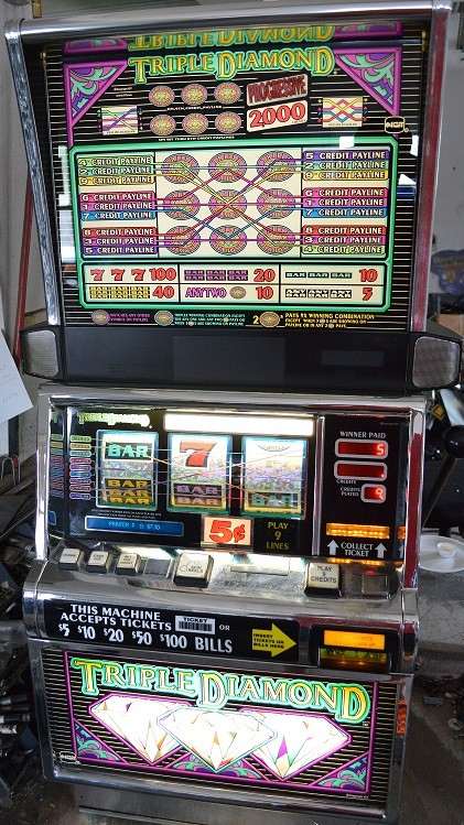 9 line slot machines