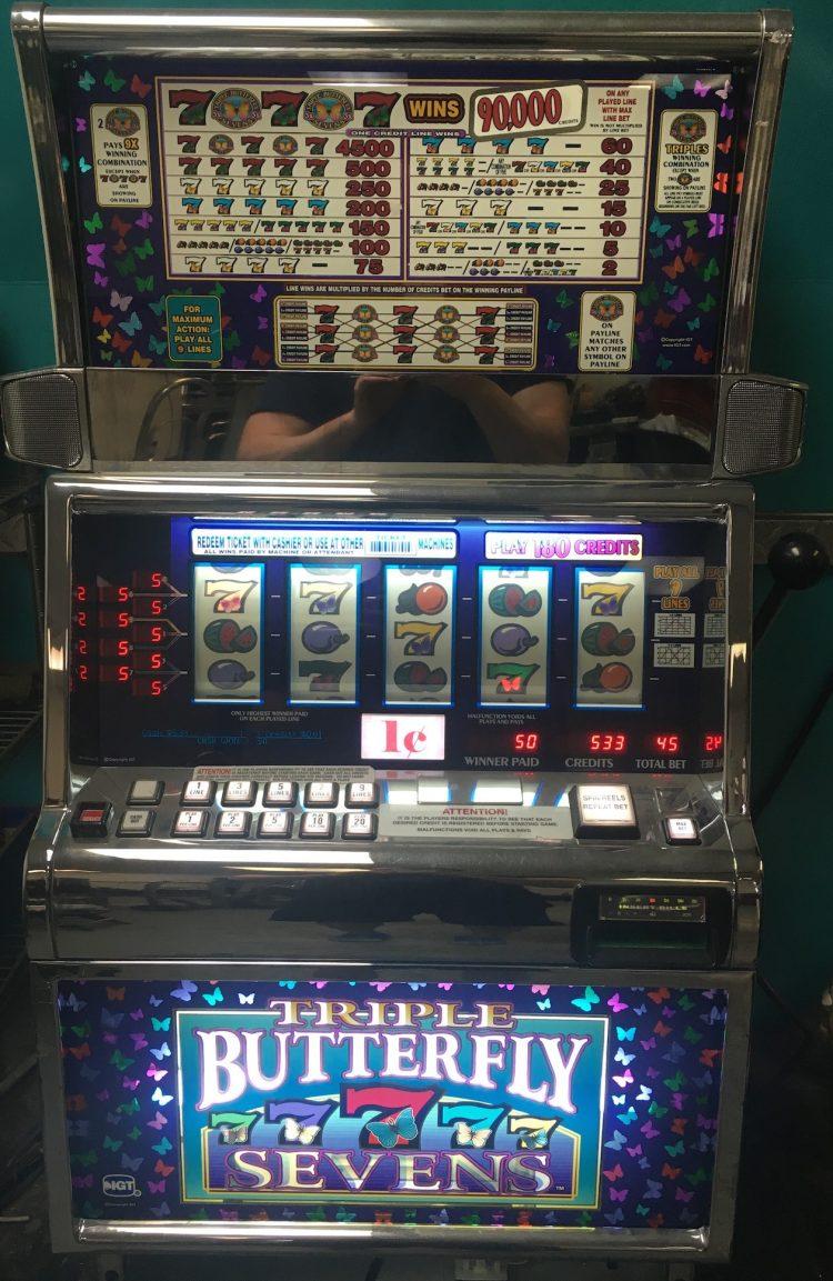 Casino 5 reel slots