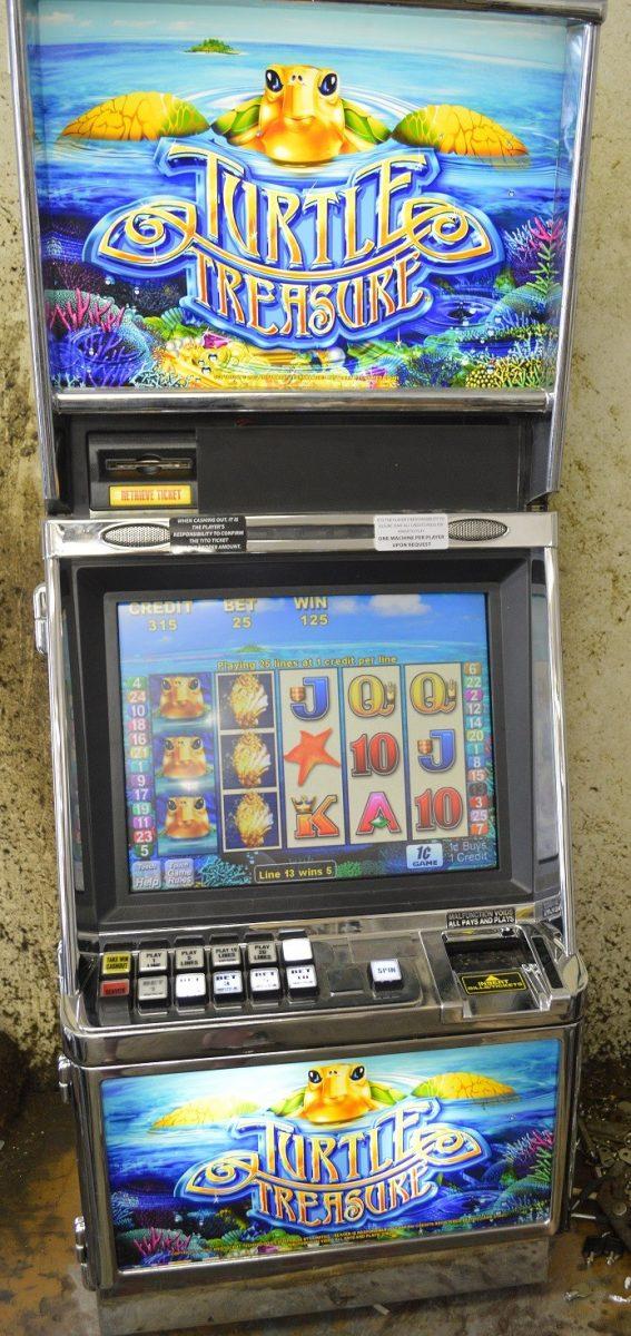 Aristocrat Slot Machines - Ohio River Slots